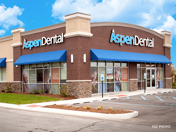 Aspen Dental File Photo
