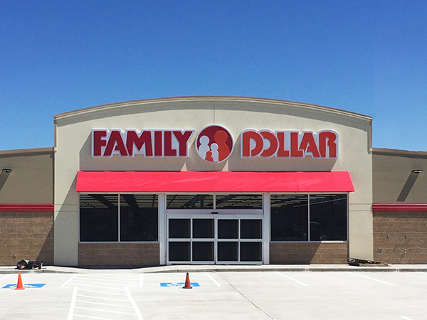 Family Dollar - Crosby, TX | Available Property