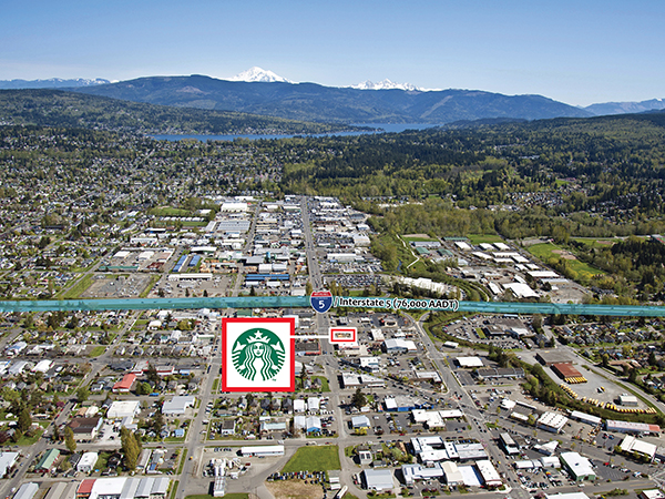 Starbucks - Bellingham, WA | Available Commercial Property
