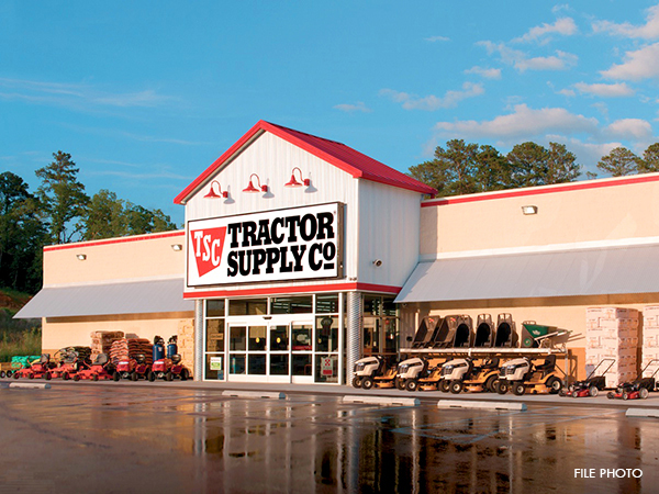 Tractor Supply Company File Photo