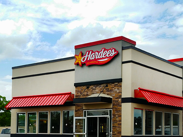Hardee's - Perry, GA - Ground Photo