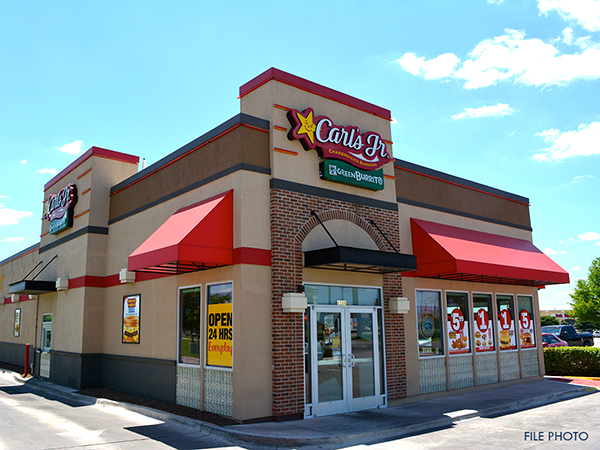Carl's Jr. File Photo