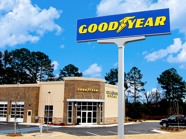 Goodyear - Huntsville, AL - Ground Photo