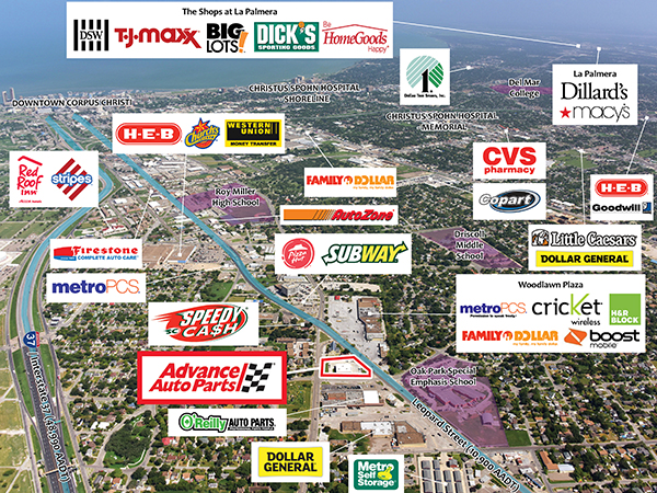 Leased Investment Property For Sale Advance Auto Parts Texas