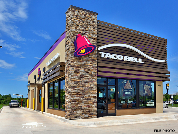 Taco Bell File Photo