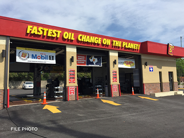 Oil Change Columbus Ohio >> Leased Investment Property For Sale Take 5 Oil Change