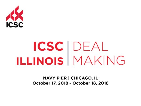 ICSC Illinois Deal Making 2018