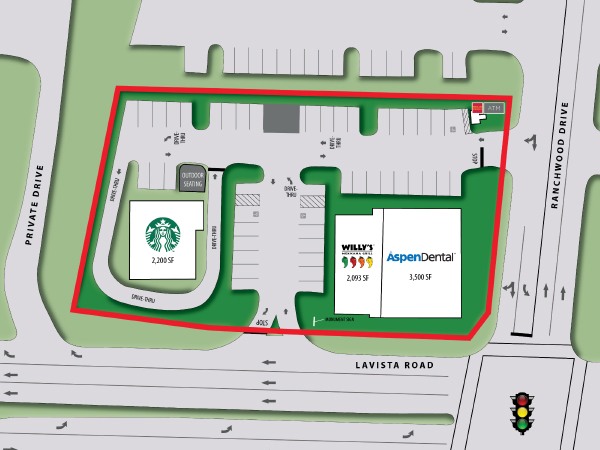 Tucker Shops - Tucker, GA - Site Plan