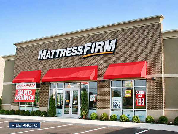 Net leased investment property for sale mattress firm for Michaels craft store spokane