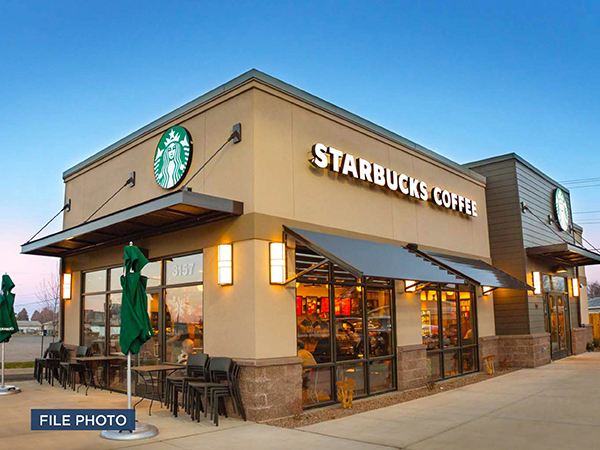 Starbucks - Norman, OK - File Photo